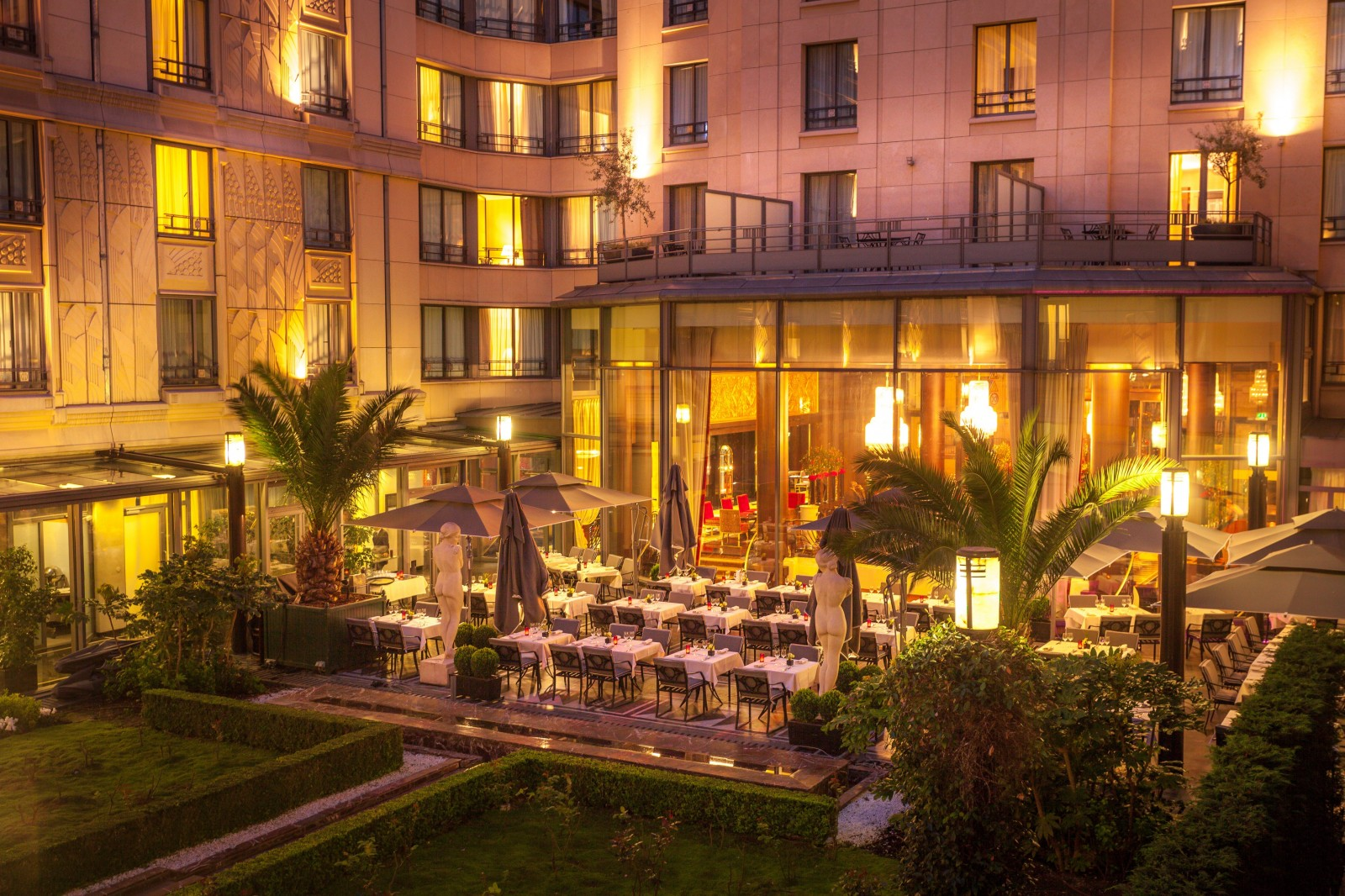 The Gate Collection Hotel With Garden Paris Hotel Du